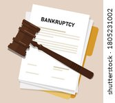 Bankruptcy Legal Law Document...