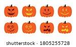 vector illustration set of...   Shutterstock .eps vector #1805255728