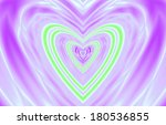 Abstract Fractal Heart...