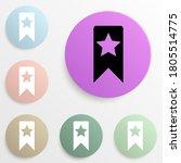 tab badge color set. simple...