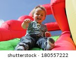 2 Year Old Boy Jumping Down Th...