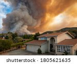"The California ""river Fire"" Of..."