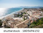 Panoramic Landscape Of The Cit...