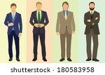 Fashionable Businessmen