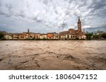 Cityscape Of Verona With The...