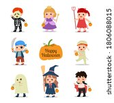 Kids Wearing Costumes For...