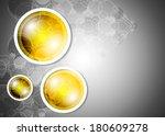 orange abstract background | Shutterstock . vector #180609278