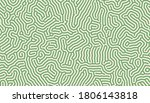 turing pattern structure... | Shutterstock .eps vector #1806143818