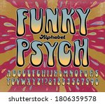 Funky Psych Hippie Psychedelic...