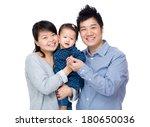 asia happy family | Shutterstock . vector #180650036