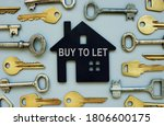 Buy To Let Concept. Lots Of...