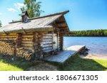 Finnish Sauna On The River