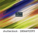 abstract oil art painting.... | Shutterstock .eps vector #1806692095