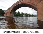 Bridge Across The River Eden...