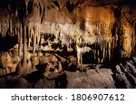 The Cave System at Mammoth Cave National Park