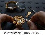 Watchmaker's Workshop ...