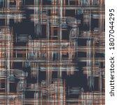 seamless tartan pattern. modern ... | Shutterstock .eps vector #1807044295