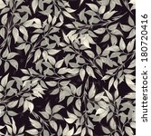 seamless floral pattern with of ... | Shutterstock .eps vector #180720416