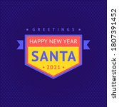 happy new year and merry... | Shutterstock .eps vector #1807391452