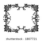 decorative ornament. to see all ... | Shutterstock .eps vector #1807721