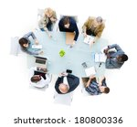 group of  business people... | Shutterstock . vector #180800336
