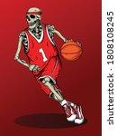 artwork illustration and t... | Shutterstock .eps vector #1808108245