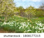 Impressionistic View Of...
