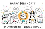 Birthday Greeting Cards With...