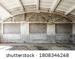 Old Industrial Building With...