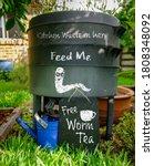 Worm farm  wormery  compost bin ...