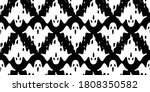 ghost seamless pattern... | Shutterstock .eps vector #1808350582