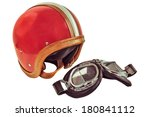 retro styled image of an old... | Shutterstock . vector #180841112