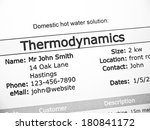 Small photo of Thermodynamics purchase contract