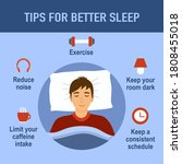 Tips For Better Sleep At Night...