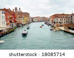 italy  venice february 2  the... | Shutterstock . vector #18085714