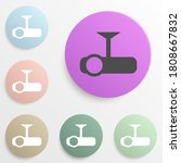 projector badge color set....