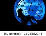 Daylight Saving Time Concept....