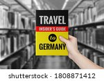 travel insider's guide book to...   Shutterstock . vector #1808871412