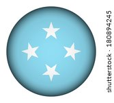 federated states of micronesia... | Shutterstock .eps vector #180894245