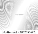 abstract vector circle halftone ... | Shutterstock .eps vector #1809058672