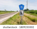 Weight Limit Sign On Rural...