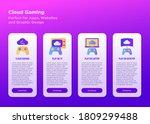 cloud gaming mobile user...