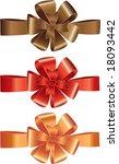 bow | Shutterstock .eps vector #18093442