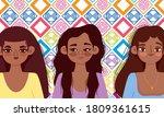 national hispanic heritage...   Shutterstock .eps vector #1809361615