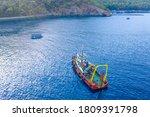 Fishing Boat Near Ekincik Bay...