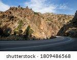 Big Thompson River Canyon And...