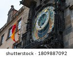 Medieval Astronomical Clock Of...