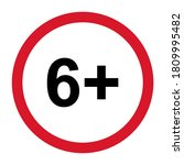 6 restriction flat sign...