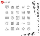 set of 25 commercial lines pack ...