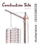 Building Construction And Tower ...